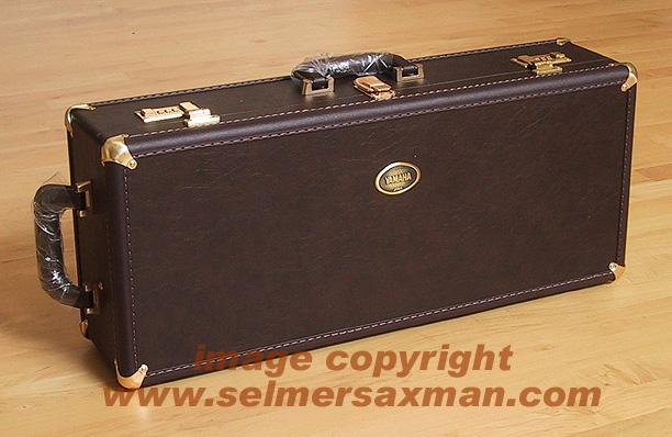 Yamaha Alto Saxophone Hard Case